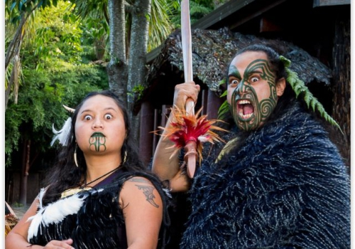 Mitai, Rotorua, Maori, Concert, cultureel