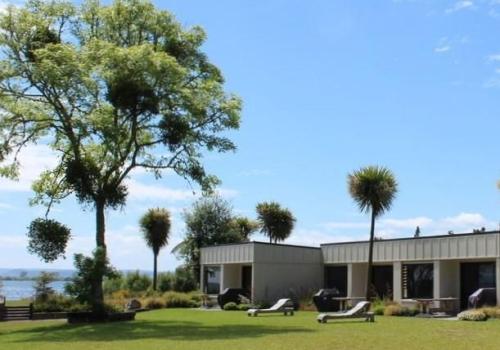 Lake Taupo - luxe accommodaties