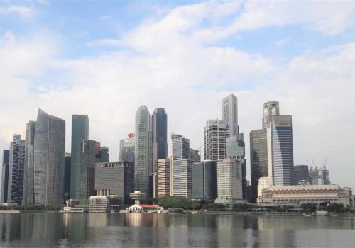 Singapore Nieuwzeeland reis