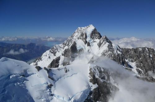 Mount Cook Helikopter Franz Josef Glacier