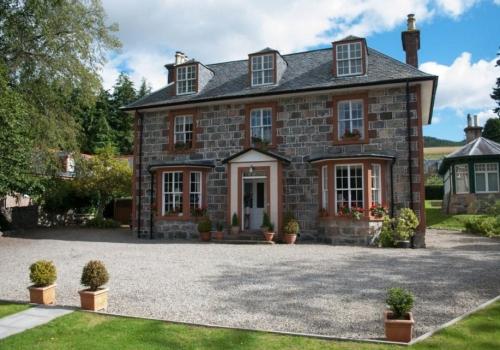 Luxe Bed Breakfast Schotland Inverness