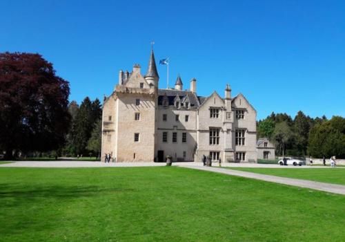 Brodie Castle bij Nairn - Luxe reis