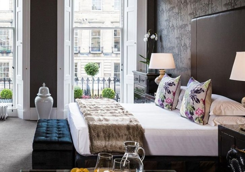 Luxe Boutique Hotel in Edinburgh
