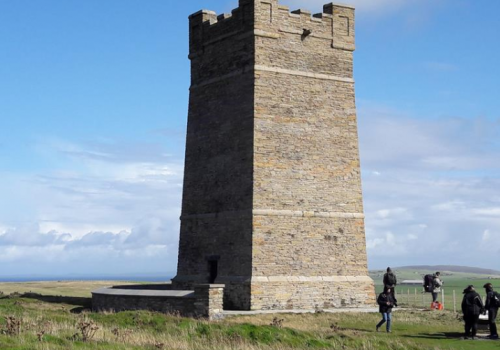 Kitchener Monument Marwick Orkney