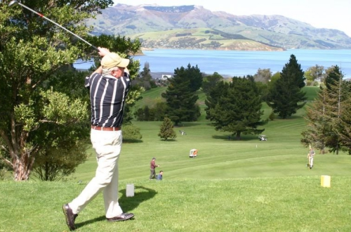 Akaroa Golf Christchurch