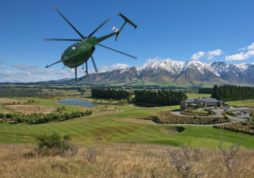 Terrace Downs Golf Rakaia Christchurch