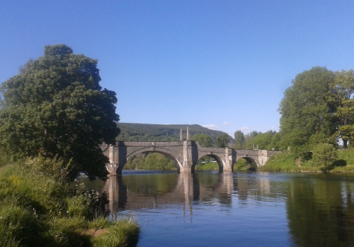 Wade Bridge, Aberfeldy, Tay River