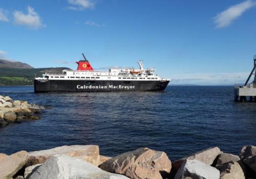 Calmac, Ferries, Ullapool, Lewis