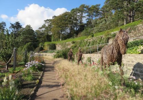 Inverewe, Gardens, Gairloch, Coast 500