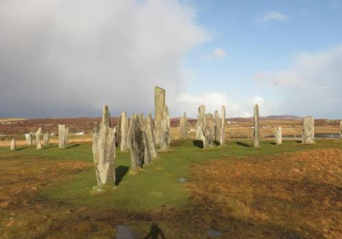Callanish, Lewis, Prehistorie, steencirkel