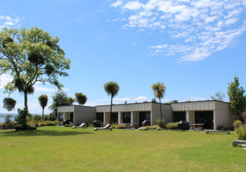 Luxe, lodge, Taupo, Tongariro, wandeling