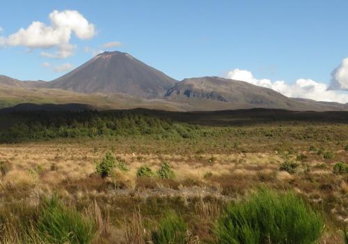 Tongariro, Crossing, Ruapehu, Park, Ngarahoe
