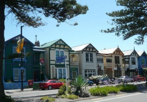 Napier, Art Deco, Vineyards, Hawkes Bay