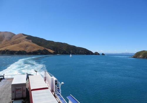 Tory, Channel, Interislander, Picton, Wellington