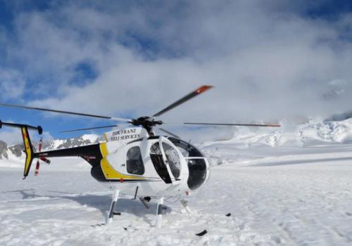 Franz, Josef, Helikopter, Mount Cook, Glacier