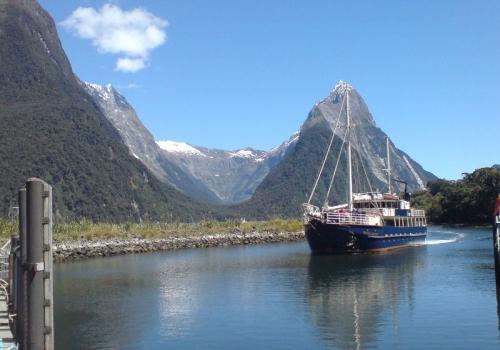 Wanderer, Milford, Sound, Tour, Fjordland