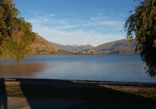 Wanaka, Lake, Aspiring, Hawea, Mount Roy