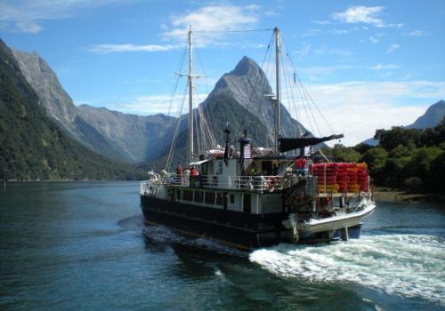 Milford, Sound, Wanderer, Te Anau, Fjordland