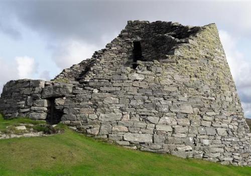 Dun Carloway, Broch, Lewis, prehistorie