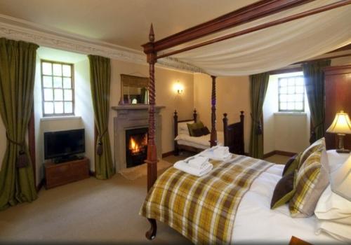 Barcaldine Castle - luxe Bed&Breakfast