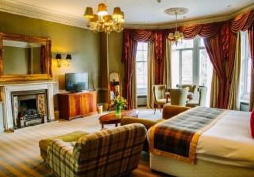 Dunkeld House Hotel - Suite