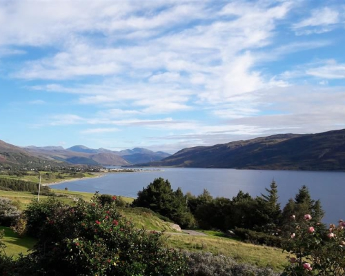 Loch Broom, Ullapool, Assynt, Coast500