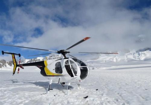Helikopter, Franz, Josef, Tour, Glacier