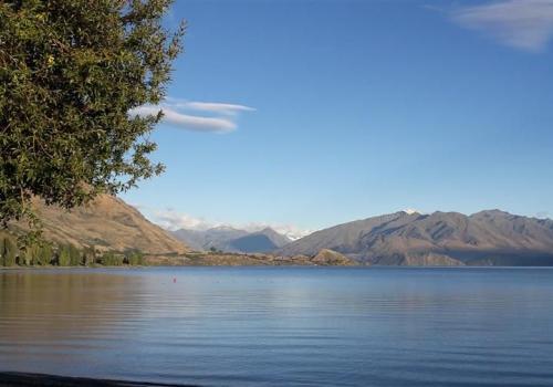 Wanaka, Lake, Aspiring, Hawea
