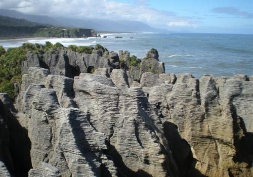 Punakaiki, Pancake, Rocks, Paparoa
