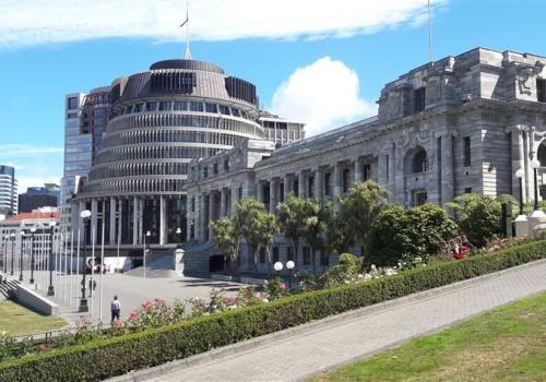 Wellington, Parlement, Beehive, Lambton