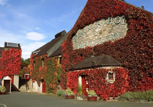 Blair Athol, Whisky, Distillery, Pitlochry