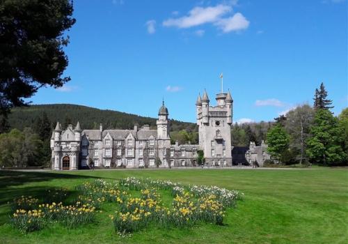 Balmoral Castle luxe reis Schotland